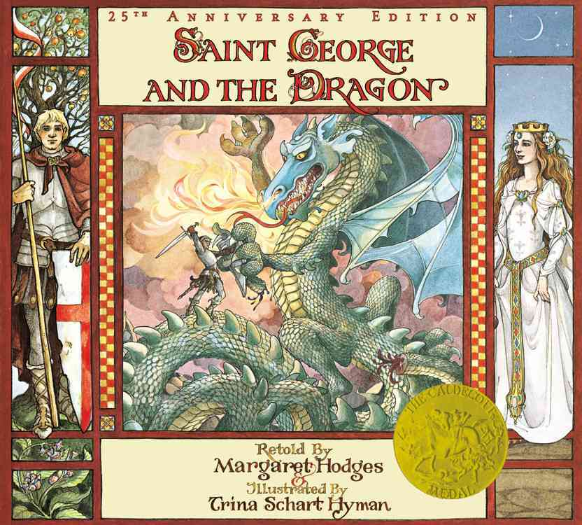 Saint George and the Dragon By Hodges, Margaret