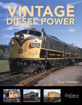 Vintage Diesel Power By Solomon, Brian